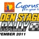 2011 Golden Stage Rally