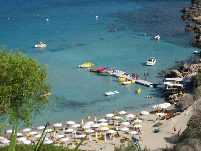 Zypern Limassol Park Beach Hotel