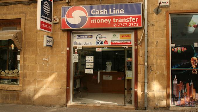 G.S. Cash Line Ltd