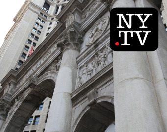 NY.tv City Hall Editor