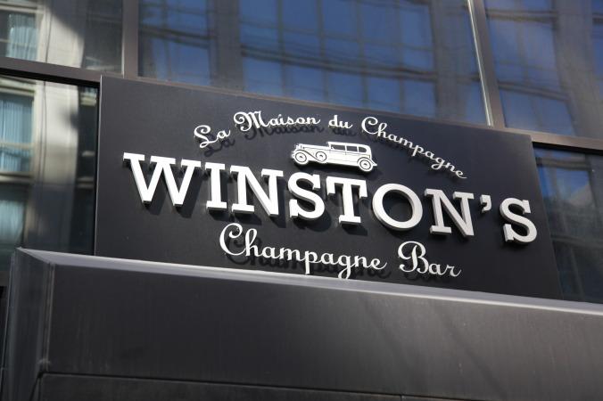 Winston's Champagne Bar