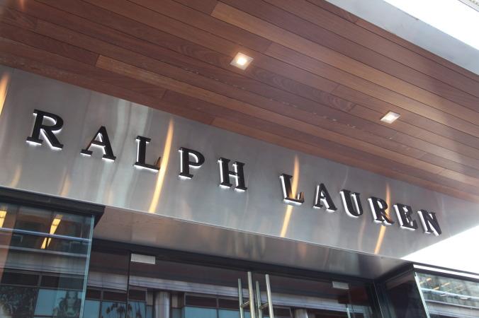 Ralph Lauren To Trade