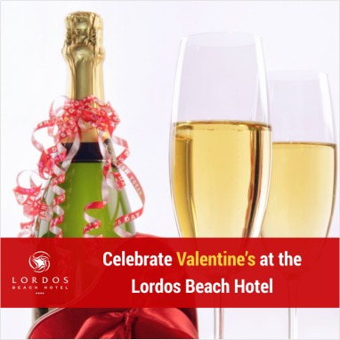 Valentine's Day @ Lordos Beach Hotel