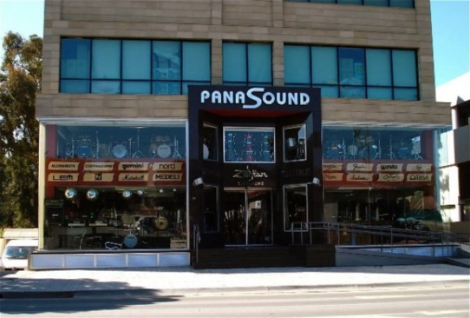 Panasound Music Center