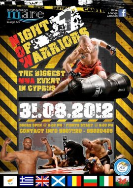 Night of Warriors 1