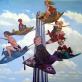 Zenon Zepras Painting Exhibition