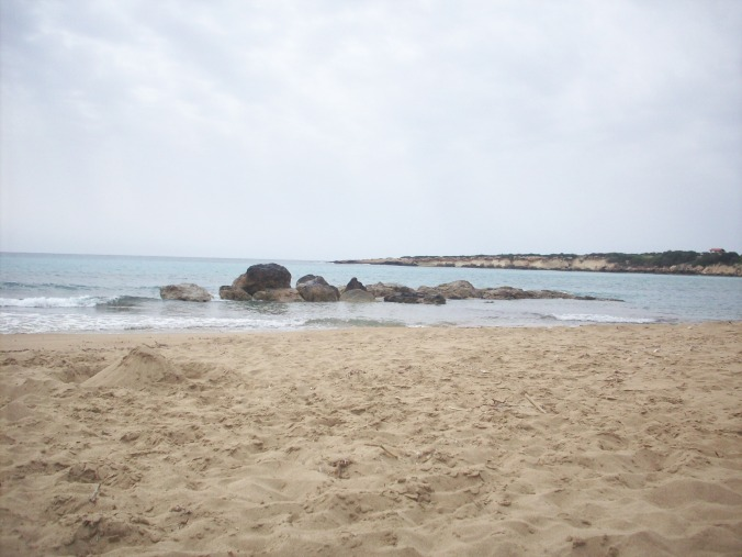 Coral Bay beach, Paphos Cyprus