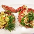 Double lobster arte
