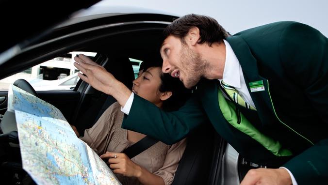 Europcar Car Rentals - Paphos