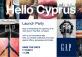 Hello Cyprus !