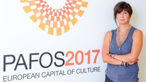 Pafos2107 - An interview with its COO Marina Vryonidou