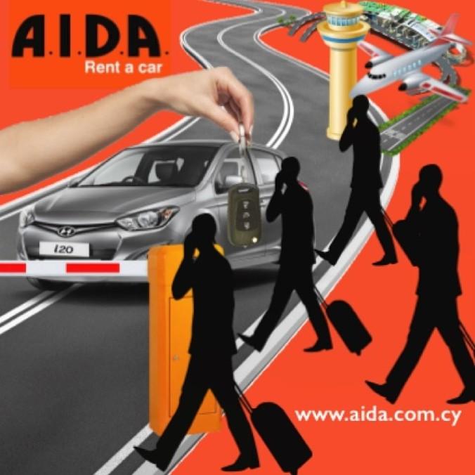 Aida Car Rental Cyprus
